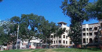 University building :: University of Colorado Colorado Springs