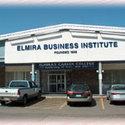 College Building :: Elmira Business Institute