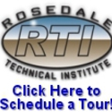 College logo :: Rosedale Technical Institute