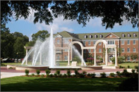 Campus building :: University of Central Arkansas