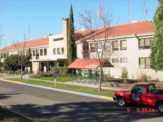 College Centre Hall :: Southern Oregon University