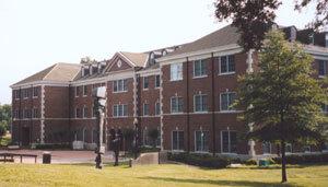 Irby hall :: University of Central Arkansas