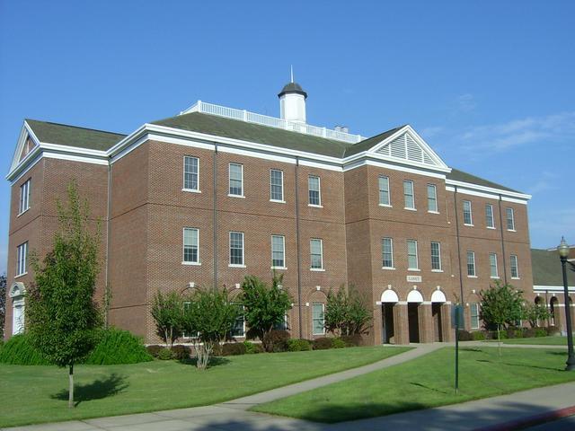 Chemistry building :: University of Central Arkansas