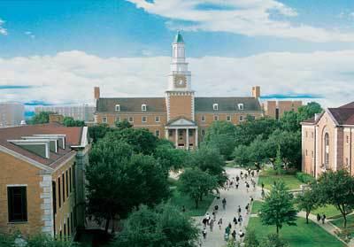 College CAmpus :: University of North Texas