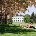 College campus :: Clark College