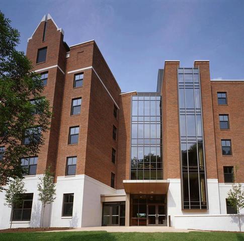 College Building :: Carnegie Mellon University
