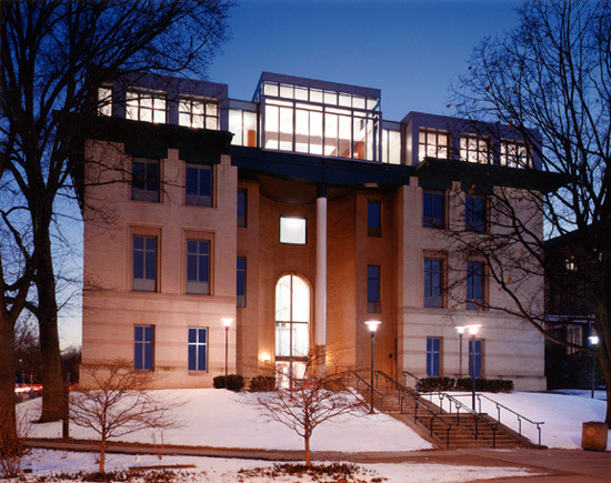 posner hall :: Carnegie Mellon University