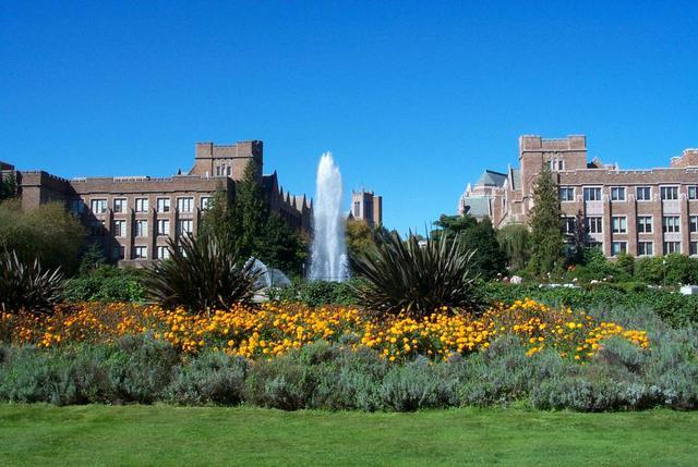 College Building :: University of Washington-Seattle Campus