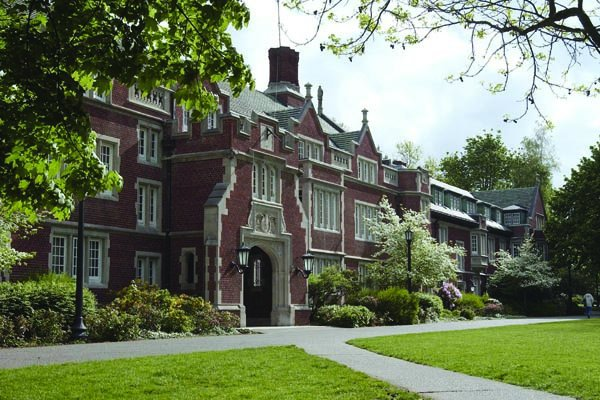 college Building :: Reed College