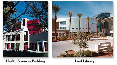 College Library :: University of Nevada-Las Vegas