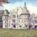 Main Building :: Rosemont College
