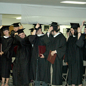 College Grauation :: Chester College of New England