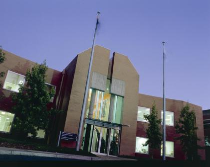 College Building :: Western Wyoming Community College