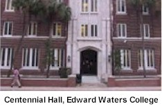 College Centannial Hall :: Edward Waters College