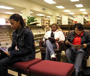 College Library :: Coahoma Community College