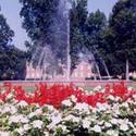 Braswell fountain :: North Carolina Wesleyan College