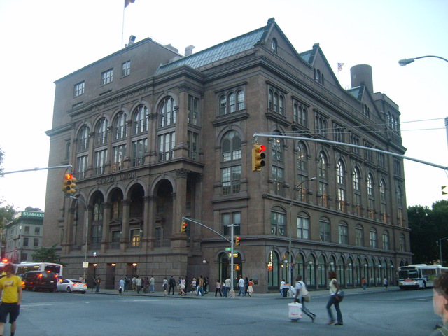 The Cooper Union :: Cooper Union for the Advancement of Science and Art