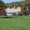 campus landscape :: Mount St Mary's University