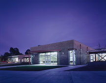 Education building :: California State University-Dominguez Hills