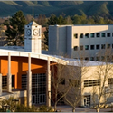 College building :: California State University-San Bernardino