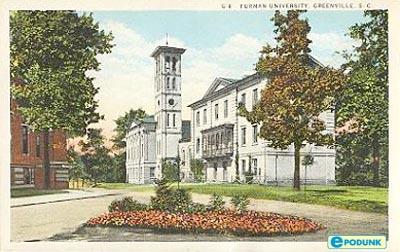Campus :: Furman University
