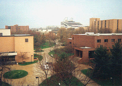 campus :: Youngstown State University