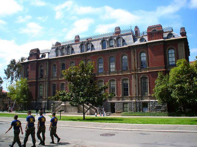 South hall :: University of California-Berkeley