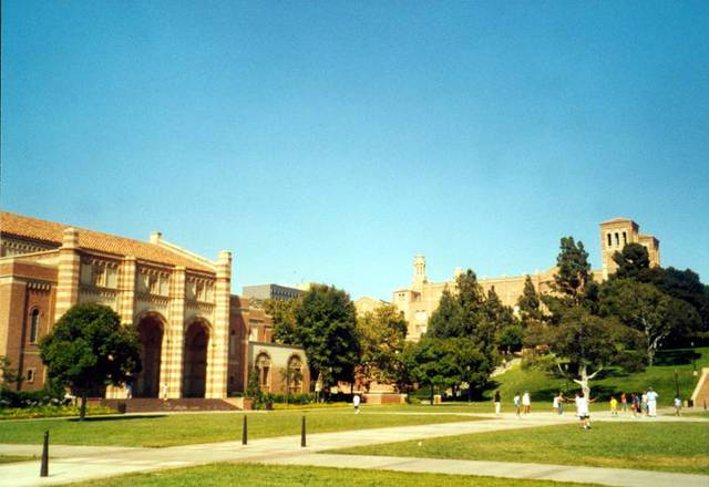 Campus Lecture Buildings :: University of California-Los Angeles