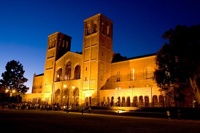 Royce hall :: University of California-Los Angeles