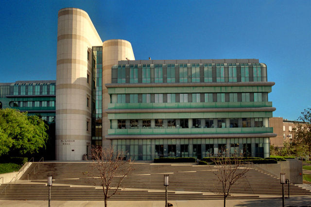 Mc Gaugh Hall :: University of California-Irvine