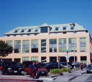 University building :: University of California-Santa Cruz
