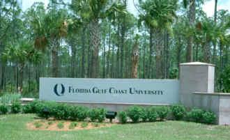 Entrance :: Florida Gulf Coast University