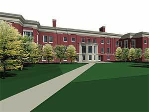 u-of-georgia-paul D.coverdell building :: University of Georgia