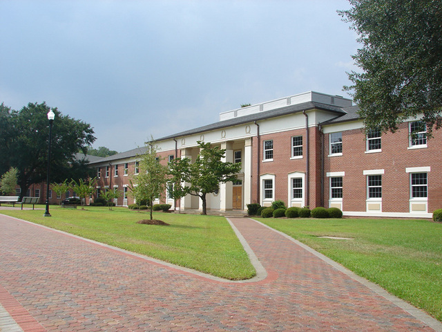 cone hall :: Georgia Southern University