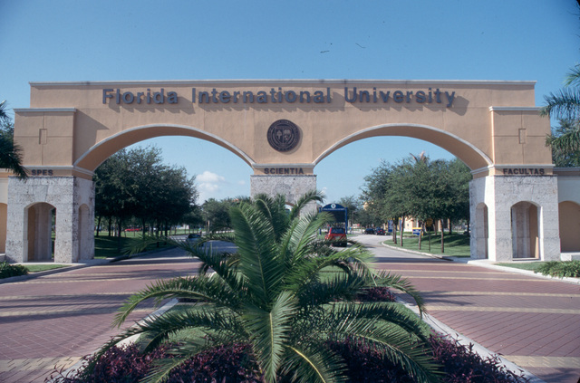 Entrance :: Florida International University