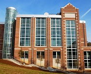 The Ford ES & T building :: Georgia Institute of Technology-Main Campus
