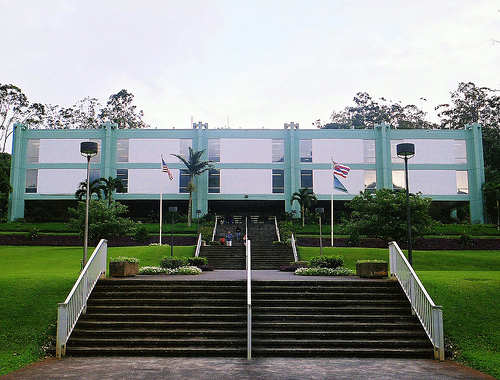 University Building :: Hawaii Pacific University