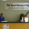 Reception :: Hawaii Business College