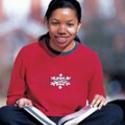 girl studying at spelman :: Spelman College