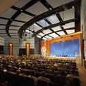 Graduation in the Purser Center :: Logan University