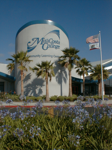 Scholarships For College >> MiraCosta College (MCC) Academics and Admissions - Oceanside, CA