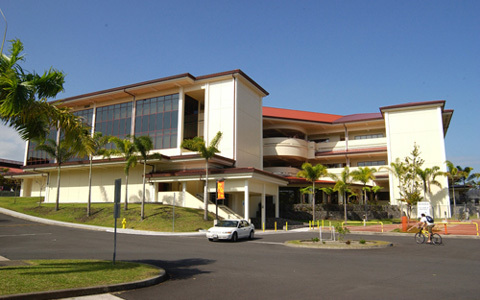 Campus :: University of Hawaii at Hilo