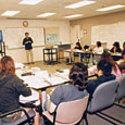 Class room :: Hawaii Tokai International College