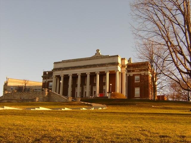 Van Meter Auditorium :: Western Kentucky University