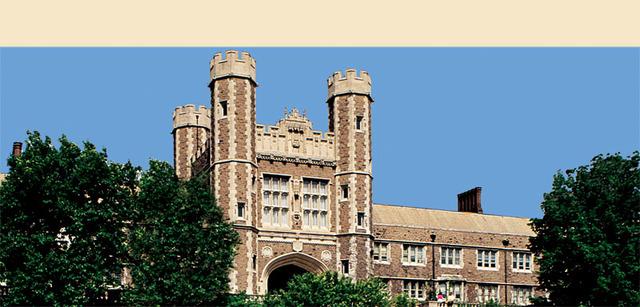 Brookings Hall :: Washington University in St Louis